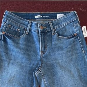 Old navy jeans power straight size 2p